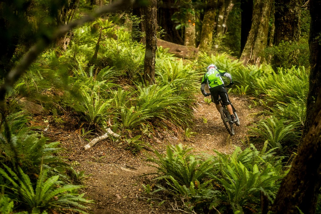 Santacruz NZ Enduro MTB Stage race.Day 3, Wakamarina, Three stages.
